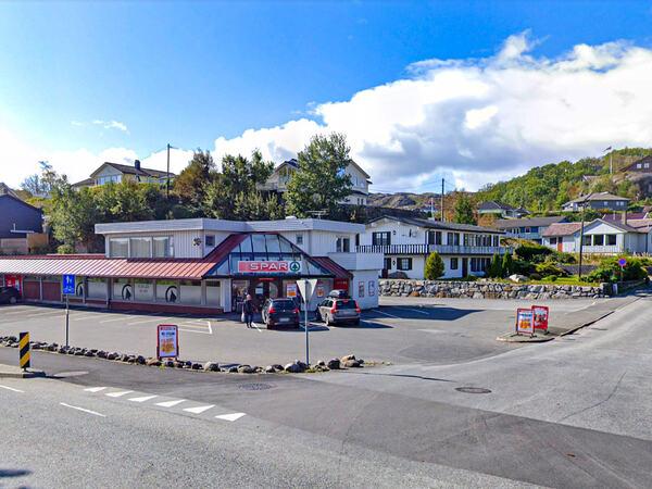 SPAR Eigerøy