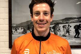 Starka britten Andrew Musgrave har skrivit på för Team Næringsbanken och kommer att fokusera på Visma Ski Classics efter OS. FOTO: Team Næringsbanken.