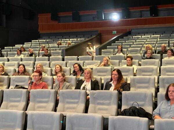 Pårørendekonferansen i Eigersund