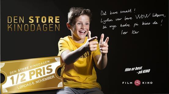 Ingressbilde Den Store Kinodagen