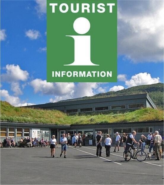Nytt bilde Turistinformasjon
