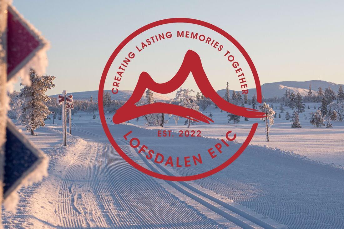 Lofsdalen Epic är ett nytt skidevent som arrangeras den 2 april. FOTO: Destination Lofsdalen.