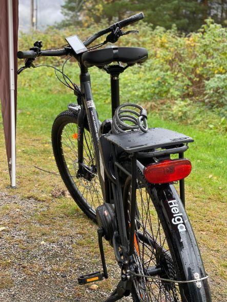 Sykkelen Helga