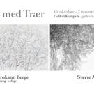 Mari Krokann Berge og Sverre Aurstad med fellesutstilling på Galleri Kampen i Oslo