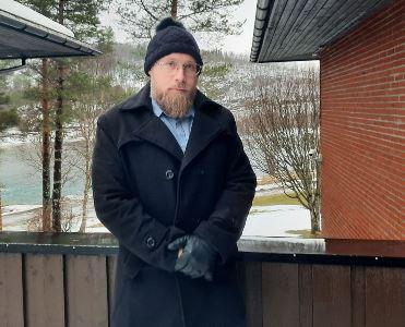 Kommunepsykolog Gunnar Jensen