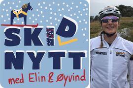 Rullskidvärldsmästaren och långloppsåkaren i Team Eksjöhus Linn Sömskar är gäst i veckans avsnitt av podcasten Ski(d)nytt.