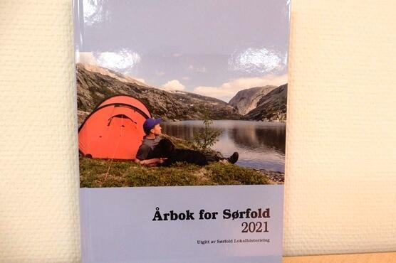 Forside Årbok for Sørfold 2021