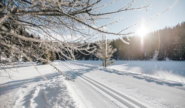 I vinter arrangeras Reschenseerennen och Reschenseerennen Open i fantastiska omgivningar i italienska delen av Sydtyrolen. FOTO: Benjamin Pfitscher.
