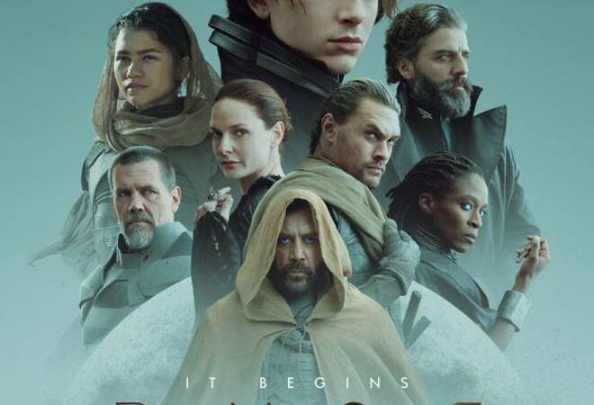 Plakat Dune