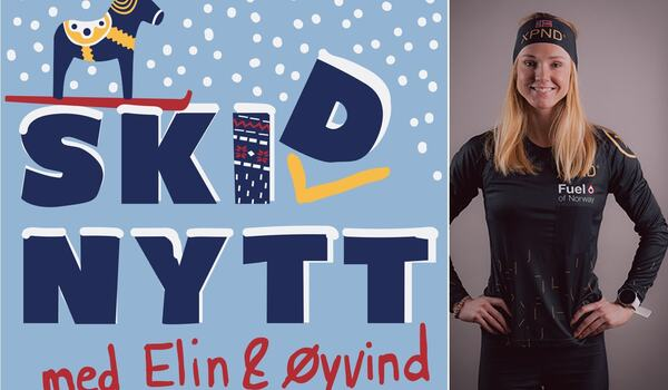 Norska långloppsåkaren Emilie Fleten är gäst i podcasten Ski(d)nytt med Elin & Øyvind och pratar om tiden när hon var sjuk i ätstörningar.