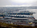 Murmansk harbour