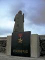 Alosha - Stalingrad memorial