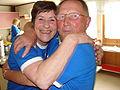 Glade pensjonister under Sørøydagene 2006