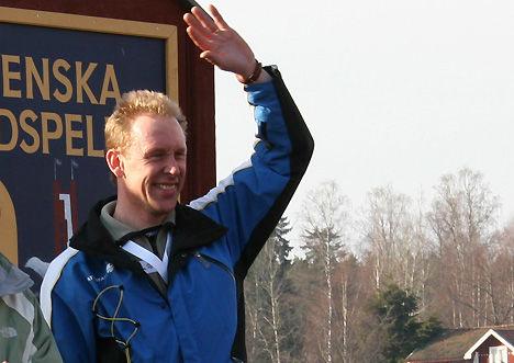 Gunde Svan - foto: Erik Nilsson