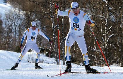 Robin Bryntesson och Emil Jönsson - foto: Erik Nilsson
