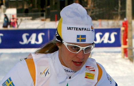 Anna Hansson - foto: Erik Nilsson Sports Management