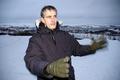 Foreign Minister Jonas Gahr Støre in Kirkenes
