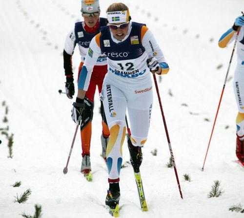 ANNA OLSSON, fd Dahlberg, kämpar för att komma tillbaka i toppen. Foto: JAN ERIK JENSEGG, www.kristiansen-sport.com