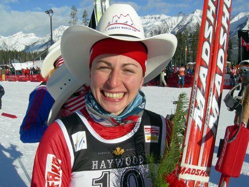 JUSTYNA KOWALCZYK tjänade mest i prispengar vintern 2009-2010, men längdåkarna är inte som några hockey- eller fotbollsproffs… Foto: KJELL-ERIK KRISTIANSEN