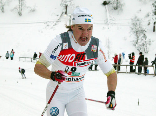 ROBIN BRYNTESSON här från Kuusamo. Foto: KJELL-ERIK KRISTIANSEN