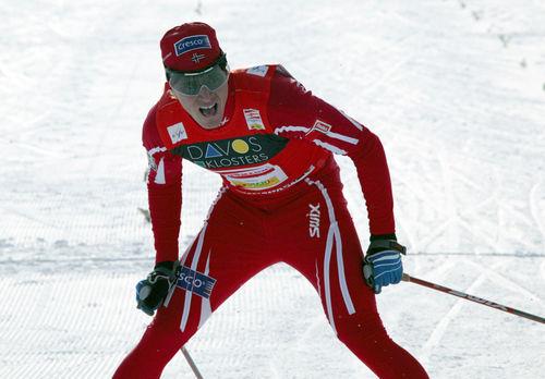 OLA VIGEN HATTESTAD vann VM-guldet suveränt, men är inte nöjd med sprintbanan i Holmenkollen för VM 2011. Foto: STEPHAN KAUFMANN, www.kristiansen-sport.com