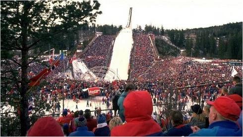 Holmenkollen, 1992