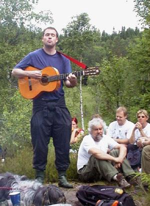 Hans Christian Høie Foto: Tor Bjørnstad