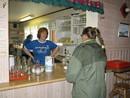 Kafe på Sørvær samfunnshus