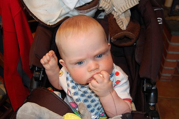 Babytreff 2. juli 2009