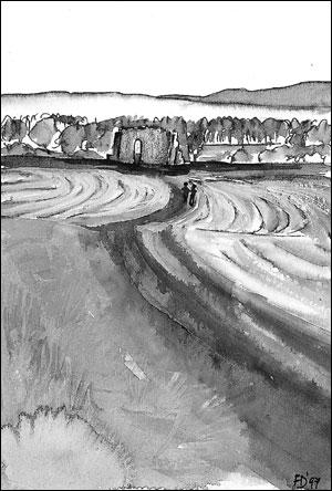 Kirkevei; Frances Dodman