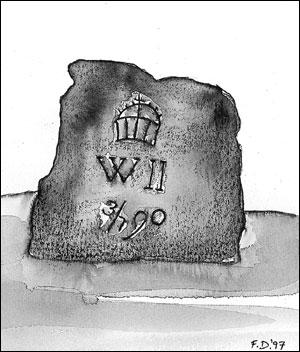 Keiser Wilhelm II; Frances Dodman