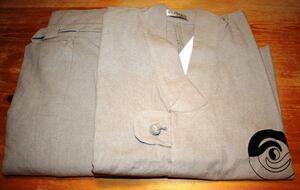 ttu grey hanbok